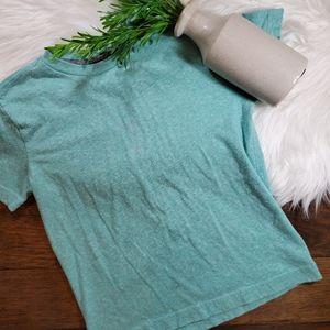 🌿5/$25 Old Navy Turquoise Short Sleeve Shirt 6/7
